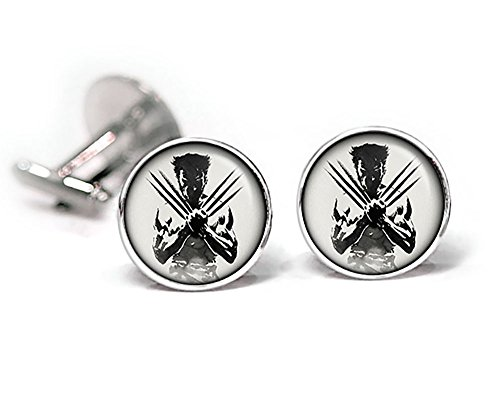 Wolverine X-Men Cufflinks