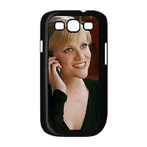 Four Christmases 1 funda Samsung Galaxy S3 9300 caja funda del teléfono celular del teléfono celular negro cubierta de la caja funda EEECBCAAL03411
