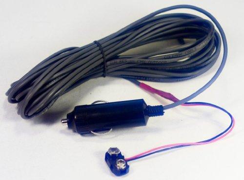 Meade #546 Compatible Power Cord for automobile cigarette li