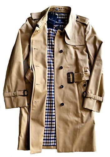 Woman Blouson Femme Jacket Taille Aquascutum Veste London Beige 42 XwI5Rq