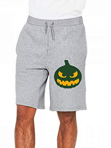 (JiJingHeWang Halloween Kuerbis Mens Casual Shorts Pants)