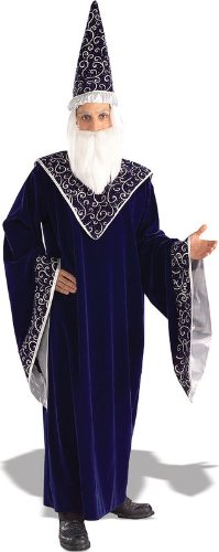 [Merlin The Wizard Adult Costume] (Merlin Costumes)