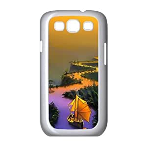 funny iphone wallpaper Samsung Galaxy S3 Case White