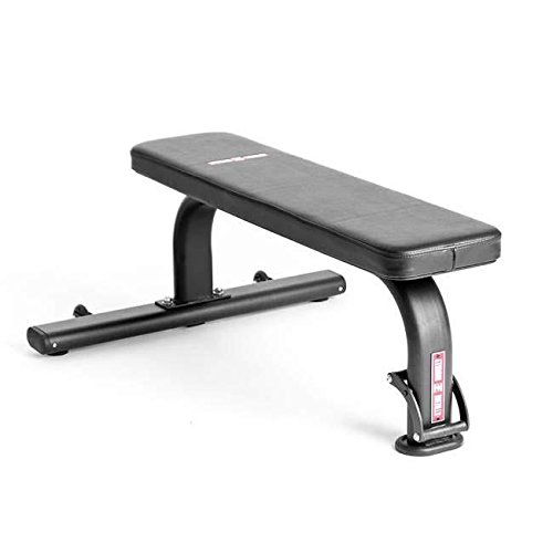 Unified Fitness Group Xtreme Monkey Commercial Flat Bench Black by Unified Fitness Group