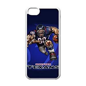 Houston Texans iPhone 5c Cell Phone Case White 218y3-218694