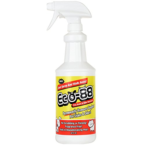 Eco-88 Pet Stain and Odor Remover Feces Stain Removal