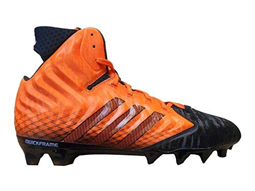 Tacchetti Calcio Medio Adidas Nastyquick Arancio / Nero
