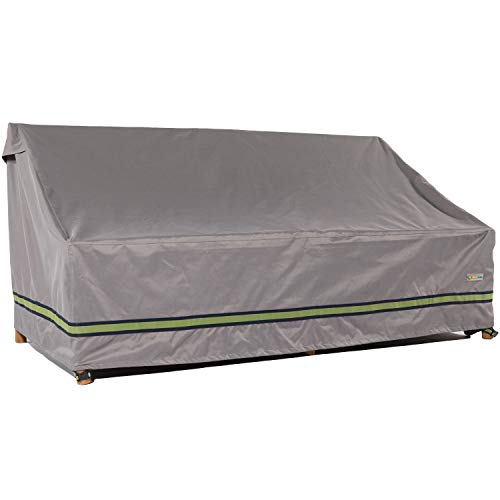 Duck Covers Soteria Rainproof 104″ Wide Patio Sofa Cover