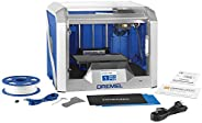 Dremel Digilab 3D40 Award Winning 3D Printer, Idea Builder with semi-automated Leveling, Print PLA at 100 Micr