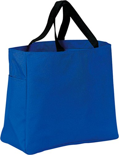 Bolsa azul cobalto mujer Port amp; Company H6wYExROq