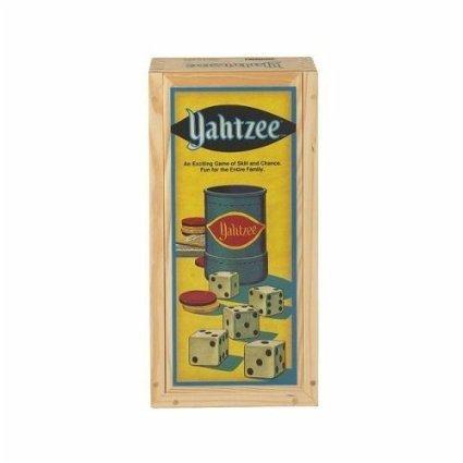 Yahtzee Nostalgia by Hasbro
