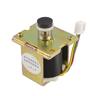 DC 3V Self Absorption Solenoid Valve for Gas Fast Water Heater by Amico