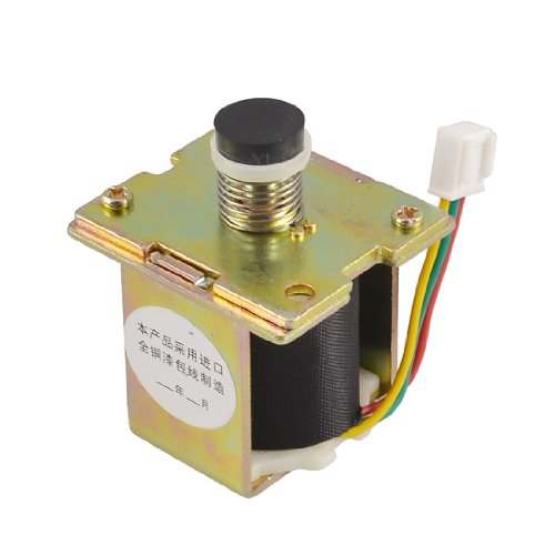 uxcell DC 3V Self Absorption Solenoid Valve for Gas Fast Water Heater
