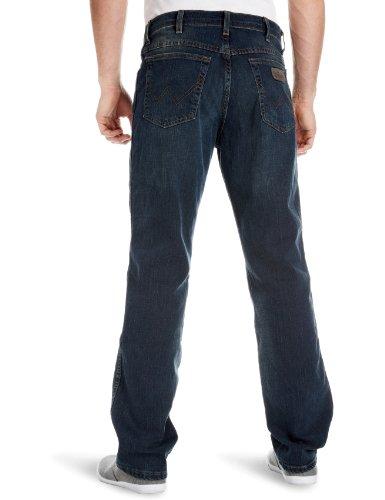 Texas Uomo Da Pantaloni Tint Blu Grey Stretch Wrangler vintage Army dW6YYZ