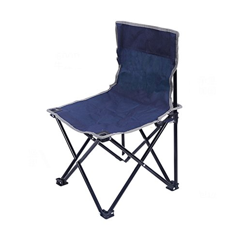 L&J Outdoor Camping Folding Chairs, Portable Comfortable Stable Durable...