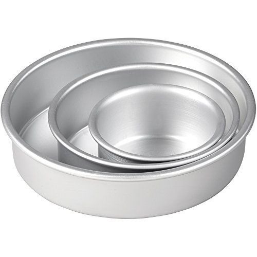 Wilton Perfect Performance Round Cake Pan Set