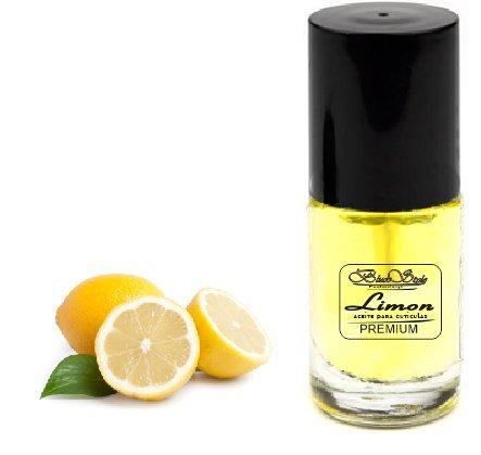 Aceite cuticula - Con vitaminas A,E, - AROMA LIMON -5ml: Amazon.es: Belleza