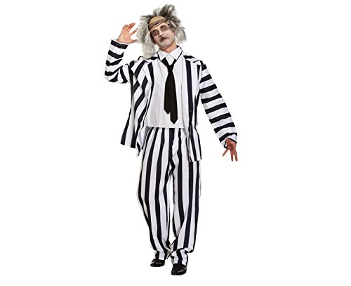 Budget Low Cost Crazy Ghost Striped Suit Outfit for Men