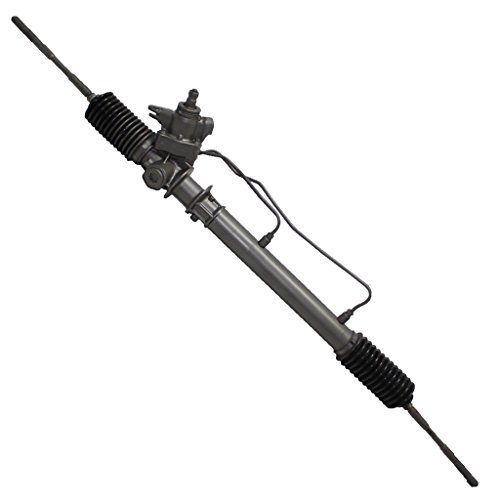 Detroit Axle Complete Power Steering Rack and Pinion Assembly for 1999-2002 Infiniti G20 ()