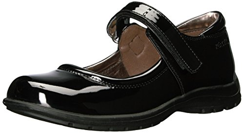Mary Cole Kenneth Janes Black - Kenneth Cole REACTION Girls' Dolly School Mary Jane, Black Patent, 3 M US Little Kid