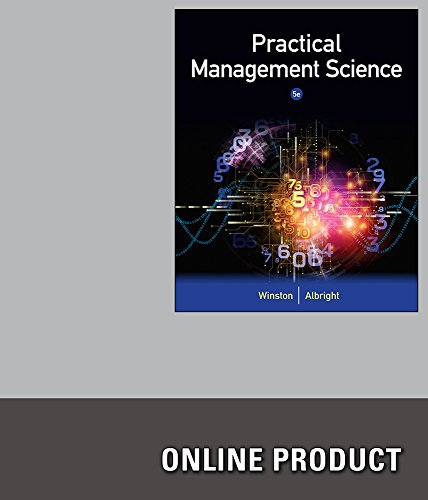 student-solutions-manual-for-winston-albrights-practical-management-science-5th-edition