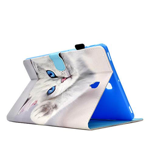 Tab Bookstyle 5 Pattern Samsung T830 Leather Wake T835 of Folding Ultra Leather Auto Graffiti Sleep Thin for Function PU Closure Inch Case S4 With Cover Magnetic Galaxy 10 Color an SM 10 T837 LMFULM gPqIx4EE