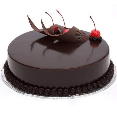 80 Rose Garden Fresh Chocolate Truffle Cake for Birthday , Anniversary - 500 Grams (B07Y63CQCS) Amazon Price History, Amazon Price Tracker