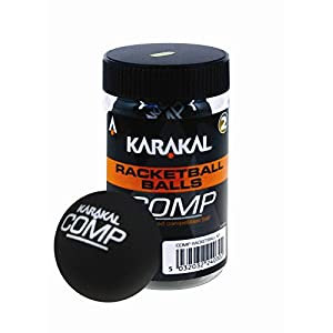 Karakal Comp Racketball Balls Tube Of 4