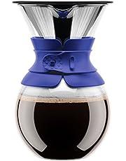 Bodum Zaparzacz do kawy pour over (filtr stały, nadaje się do mycia w zmywarce)