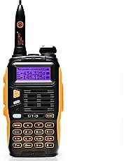 Baofeng GT-3 UHF/VHF Dual Band Two-Way Radio zendontvanger