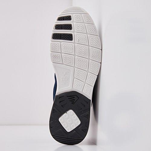 ROSA British Energy CHIARO Knights Donne BLU NAVY Sneakers Bassa wFHFxTq0A