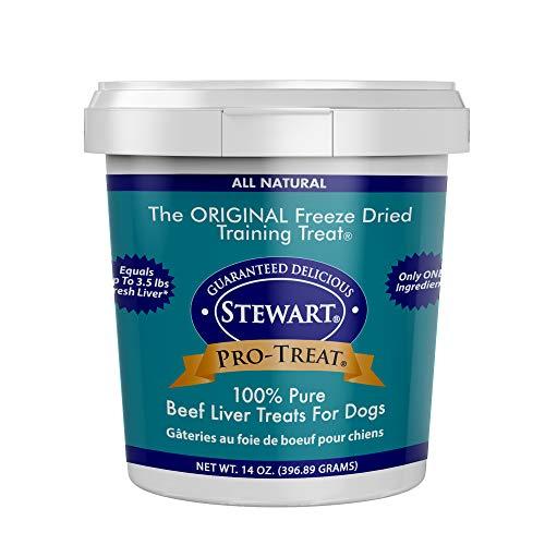 Stewart Freeze Dried Treats 14 oz Beef