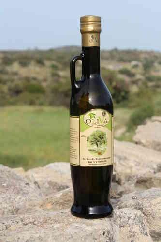 Olive Oil, Olivenöl, Extra Virgin Organic Olive Oil, Natives Bio-Olivenöl extra – Oliva1 500ml