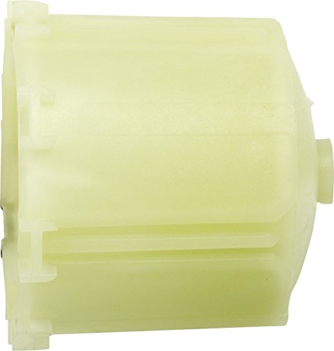 General Electric WH43X10032 Washing Machine Coupling Agitator. White -