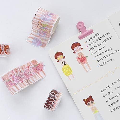 Qianqian56 set di 5 nastri adesivi per decorazioni fai da te