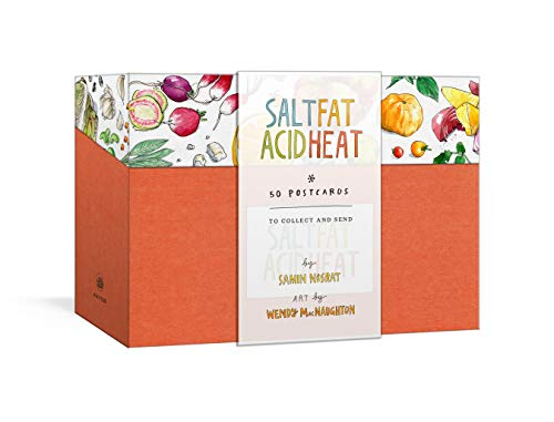 Salt, Fat, Acid, Heat Postcards by Samin Nosrat