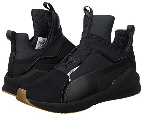 Chaussures Beige black De Naturals Puma Fitness Nbk Femme Fierce ZtwafxCqg