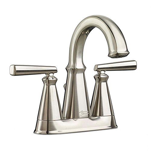 American Standard Bathroom Brushed Nickel Faucet Bathroom