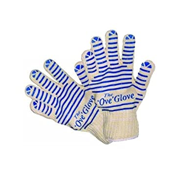 Ihomesport Ove Glove Hot Surface Handler 1Pc Blue