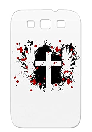 Cross With Wings Grudge Style Tpu Red Cross Symbols Cool Shapes
