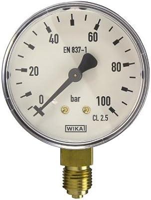 Manómetro, 111.12 – 100 Bar – Magnitud 111.10 – 9013725