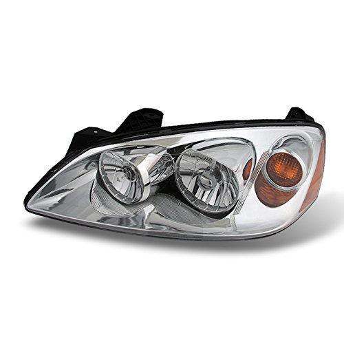 06 pontiac g6 driver headlight - 2