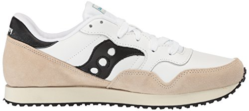 Saucony Dxn White Uomo 9 Trainer black Cl wCTPwq
