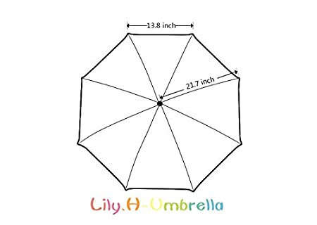 Lily H Comics Movie The Beatles Yellow Submarine Custom Umbrella