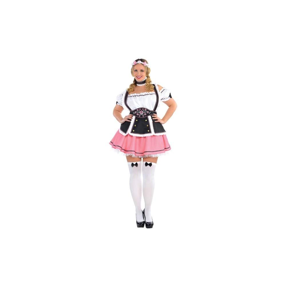Disfraz de Alemana Oktoberfest para mujeres en varias tallas: Amazon ...