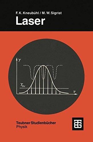 Laser (Teubner Studienbücher Physik)