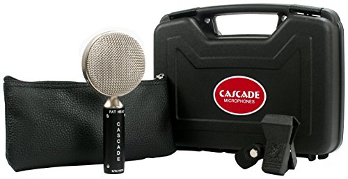 Cascade Microphones 98-B-A Ribbon Microphone