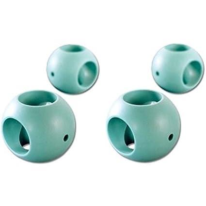 Pallina Magnetica Per Pulizie.Wunderfabrik Magnetico Palla Contro Il Calcare 2 X Lavastoviglie 2 X Lavatrice 4 Pezzi