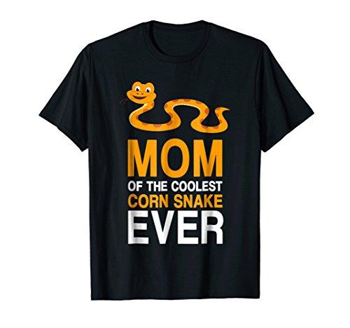 Corn Snake Shirt for Mom I Love Corn Snake Mothers Day -