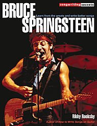 Hal Leonard Bruce Springsteen - Songwriting Secrets (Springsteen Songbook Bruce)